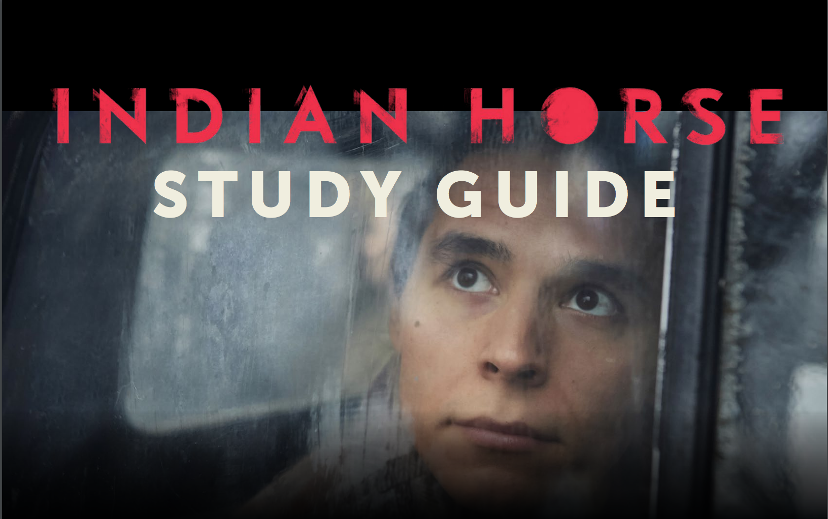 Indian Horse Study Guide